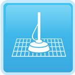 Tile and Grout Icon
